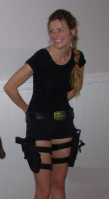 Tales Of Seven Lara Croft Costume Recipe Tomb Raider Costume