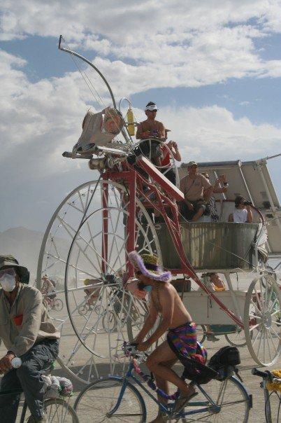 Whimsical Bike