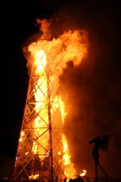 Rig on Fire II