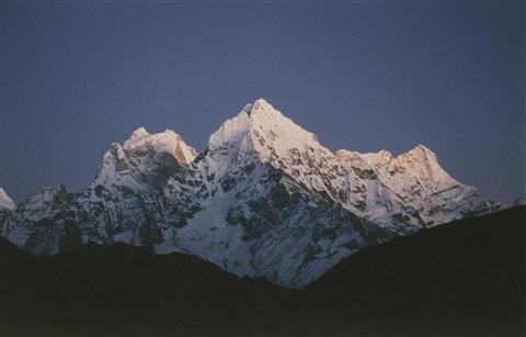 Nepal at Dusk